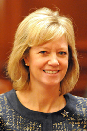 Photograph of Representative  Jeanne M Ives (R)