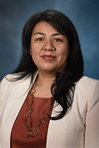 Photograph of Representative  Angelica Guerrero-Cuellar (D)