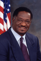 Photograph of  Senator  Emil Jones, Jr. (D)
