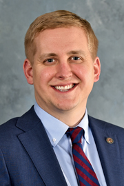 Photograph of Representative  Tom Demmer (R)