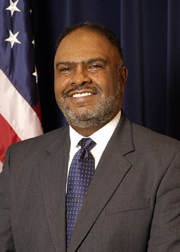 Photograph of Representative  Milton Patterson (D)