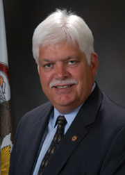 Photograph of  Representative  Rich Brauer (R)