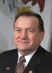 Photograph of Representative  Jerry L. Mitchell (R)