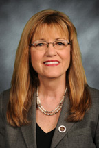 Photograph of  Senator  Melinda Bush (D)