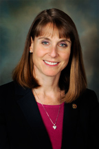 Photograph of Representative  Laura Fine (D)