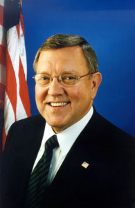 Photograph of Representative  William B. Black (R)