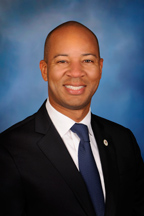 Photograph of Representative  Lamont J. Robinson, Jr. (D)