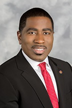 Photograph of Representative  Marcus C. Evans, Jr. (D)
